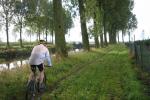 Sportieve fietstocht