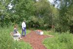 Michel en Vera Geys uit Mol-Rauw stuurden voor de wedstrijd 'De tuin met de leukste g-plek' een origineel plekje in. De tuin is volledig opgebouwd volgens ecologische principes met behoud van een gestructureerde opbouw.