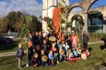 Zonnebloemwedstrijd Landelijke Gilde Waarschoot