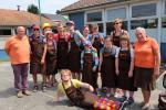 Landelijke Gilde schenkt kookschorten aan school