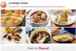Pinterest 10 gerechten uit grootmoeders keuken waarbij we nog steeds het water in de mond krijgen.