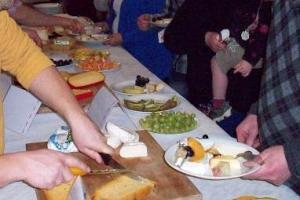 Wijnavond met kaas & vleesschotels