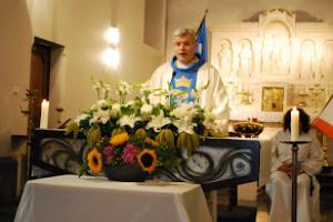 Mariaviering aan 't kapelletje