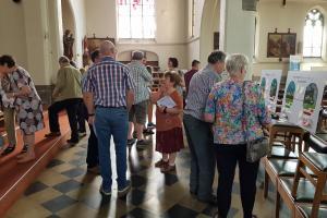 Start kerk als dorpsknooppunt