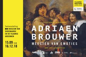 tentoonstelling en kunstproject Adriaen Brouwer