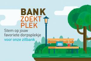 35 dorpen doen mee aan Bank zoekt Plek