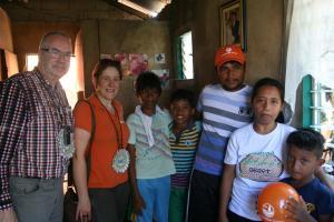 Bezoek Landelijke Gilden aan TRIAS in de Filipijnen