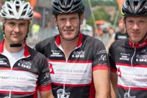 Bart van Hasselt wint de Boerenkoers