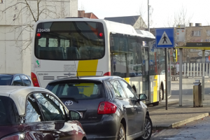 Bus in je dorp