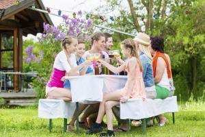 15 tips voor een tuinfeest