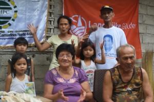 Gelukkig nieuwjaar in het Tagalog