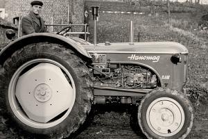 Het erfgoed van de tractor