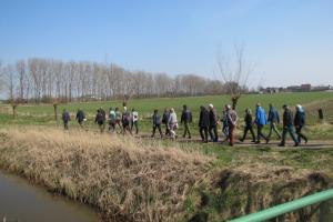 Officiële openingen Ontdek het Dorp-wandeling in Kinrooi