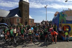 Recreatieve fietstochten Landelijke Gilden - Ronde van Leuven 2016