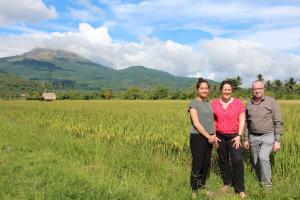 Landelijke Gilden in zee met Filipino's