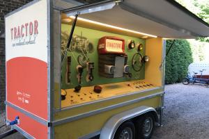 Tractor: een ronkend verhaal