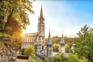 Op reis naar Lourdes
