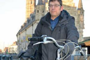 Mobiliteitsexpert Kris Peeters