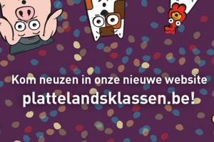 Ontdek de nieuwe website van Plattelandsklassen
