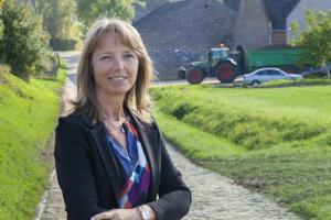Sonja De Becker over de sterke sociale dynamiek in onze dorpen