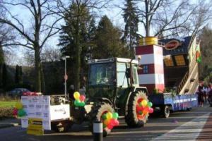 Rijbewijs tractorbestuurder carnaval