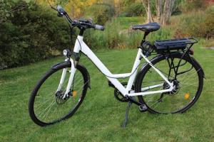 Nationale Streekzoektocht 2019 Huur een elektrische fiets
