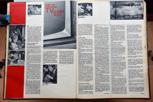Artikel uit Levend Land van januari 1973