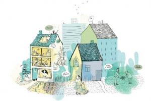 Ruth Soenen over dorpenbeleid