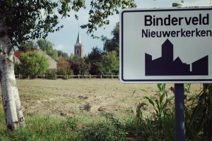 Opening wandeling in Binderveld