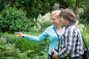 Welke ondersteuning krijg je als deelnemer Open tuinen?