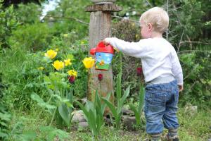 Tips om kinderen bezig te houden in de tuin