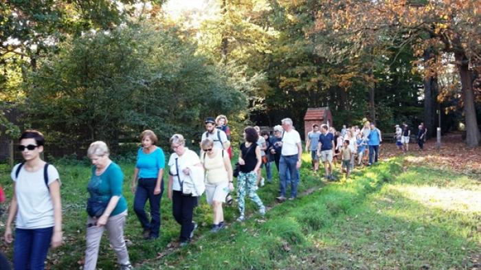 Wandelen in Molenstede