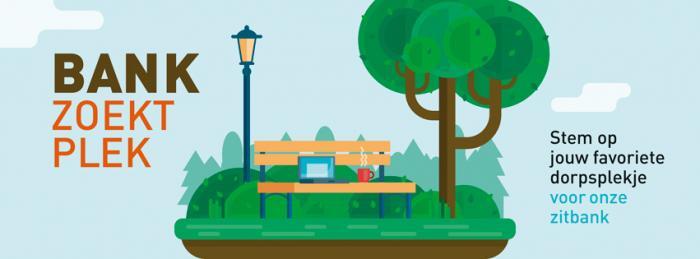 Landelijke Gilden Bank Zoekt Plek campagnebeeld