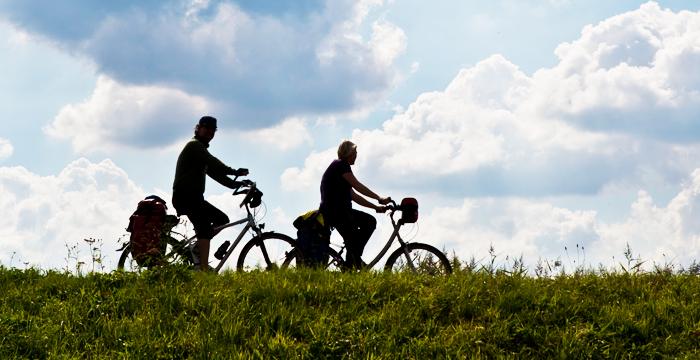 Recreatieve fietstochten en fietsroutes Landelijke Gilden