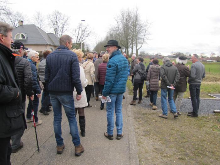 Opening wandelroute Ontdek het dorp in Geistingen