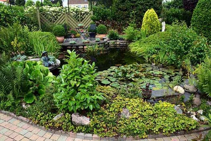 Open tuinen landelijke gilden for Mooie tuinen kijken