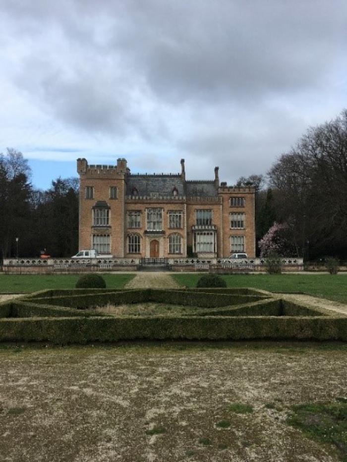 kasteel Tudor, monitoring buxusmot, SOSbuxusmot