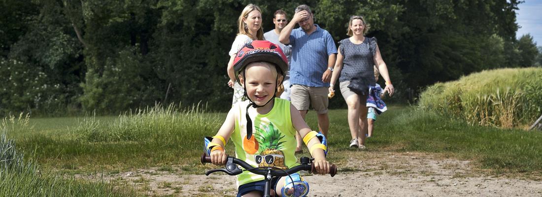 Kom fietsen en genieten